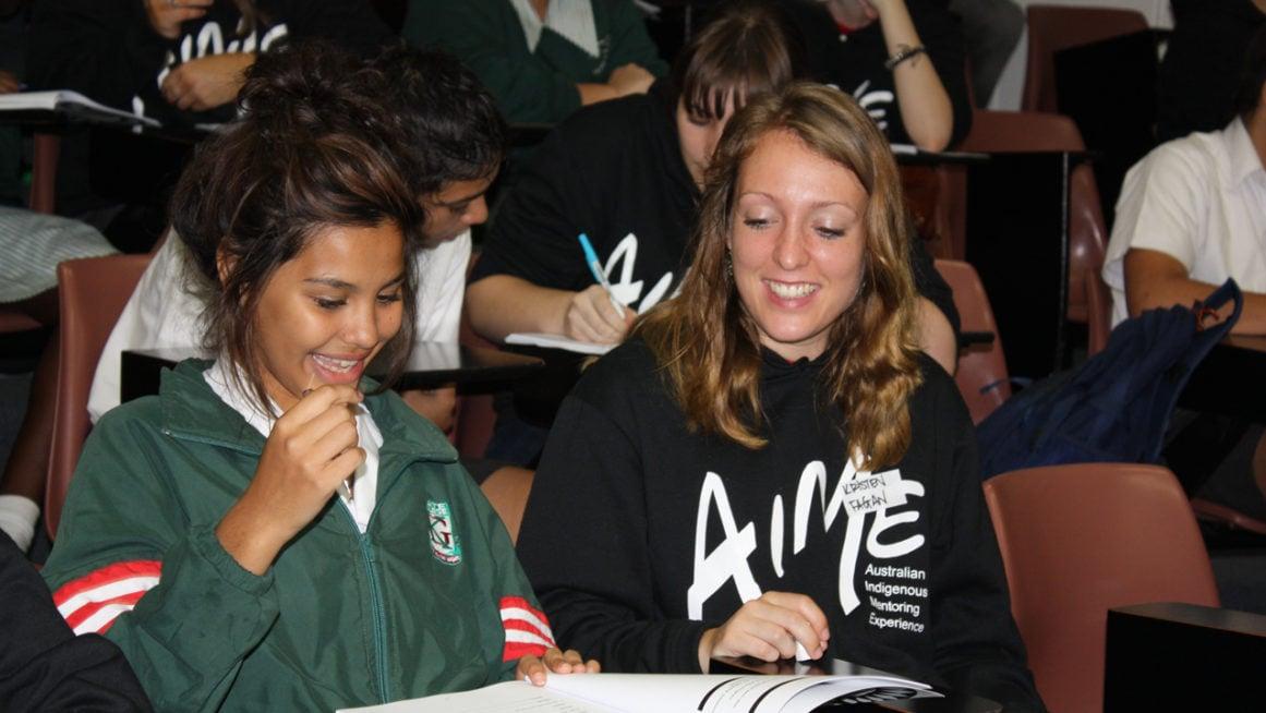 Australian Indigenous Mentoring Experience (AIME)