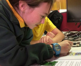 Lift off on STEM skills for students