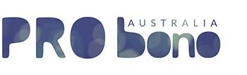 Logo Pro Bono Australia