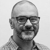 Simon Faivel SVA Consulting headshot black & white 400x400 px web resolution