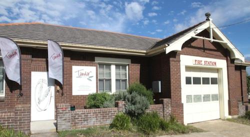 Tender Funerals Illawarra is based in Port Kembla's old fire station