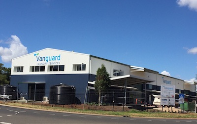 Vanguard Laundry Services