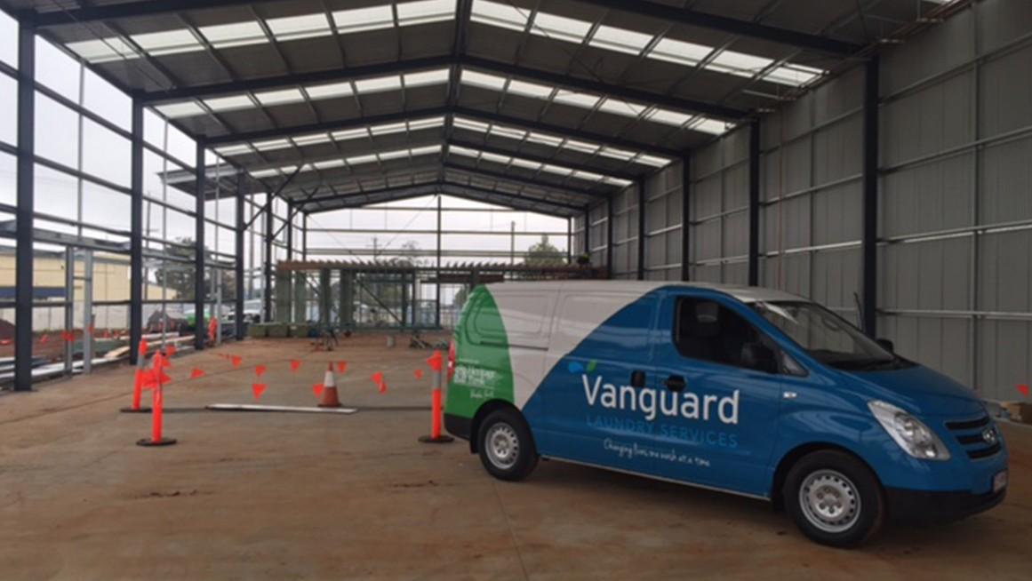 Vanguard Laundry Services