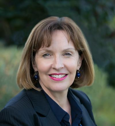 Goodstart CEO, Julia Davison