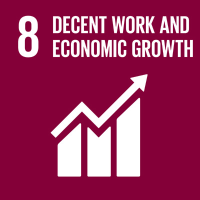 8 - Decent Work and Econmonic Growth