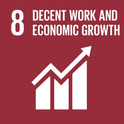 8 - Decent Work and Econmonic Growth